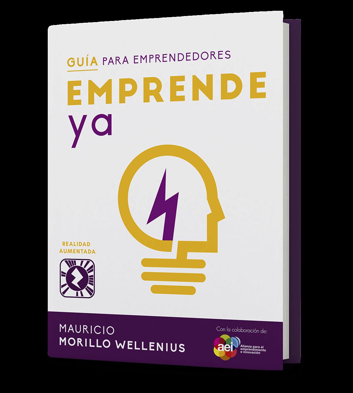 Libro Guía Para Emprendedores EmprendeYa